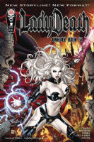 Lady Death: Unholy Ruin #1 - Standard Edition